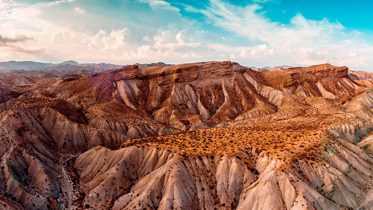desierto tabernas almería
