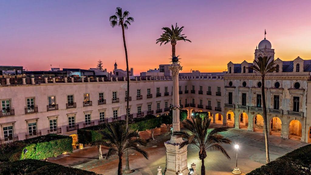 Plaza Constitución Almería