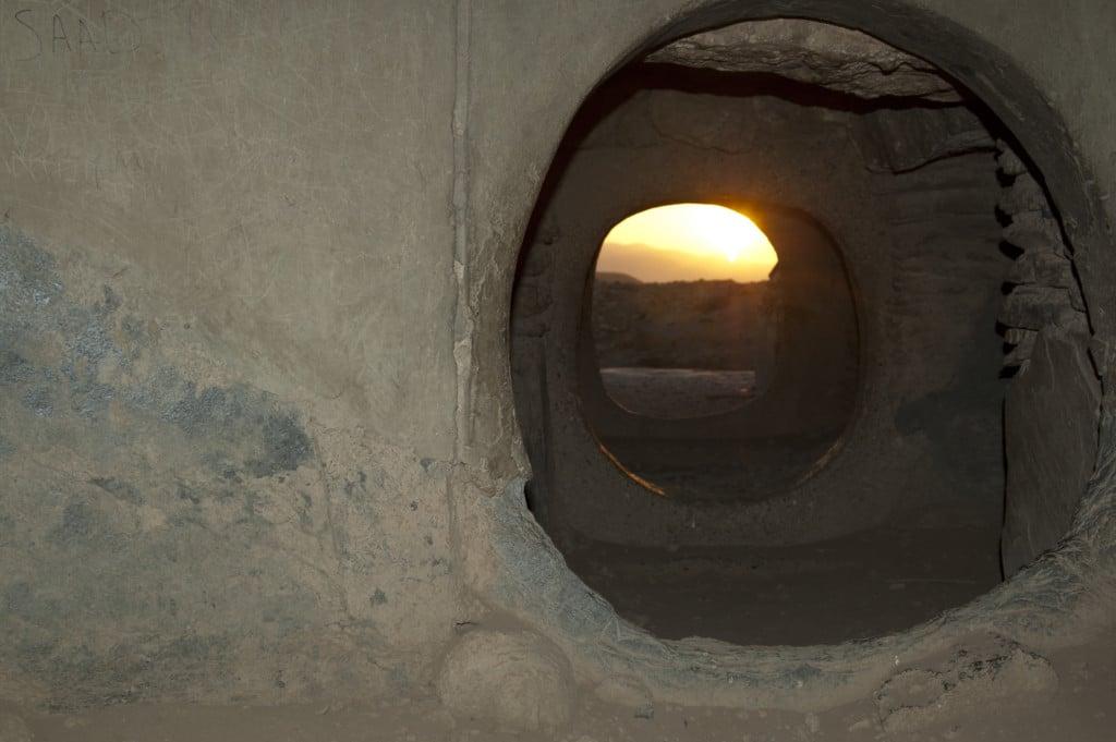 tumba yacimiento millares almeria