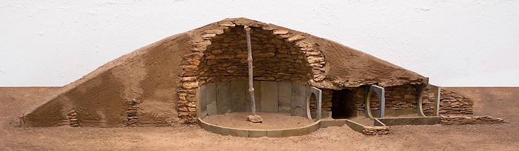 tumba millares almeria