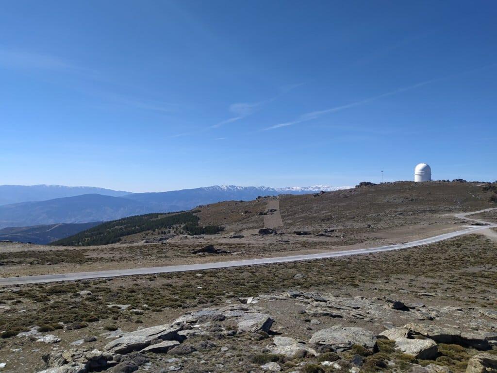 vistas calar alto Almería