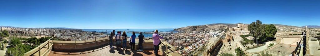sightseeing almeria what to do almeria